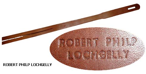 History of the Lochgelly Tawse