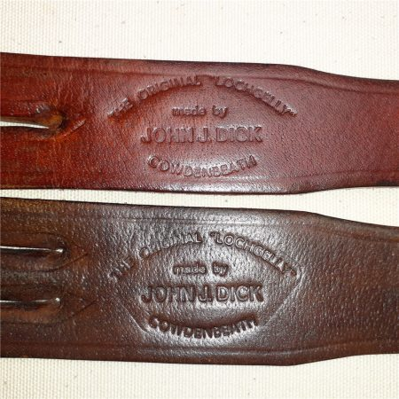 Lochgelly Tawse Belt Heavy