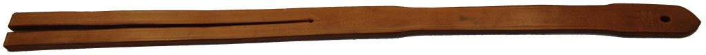 Two Tail Lochgelly Tawse Light Brown
