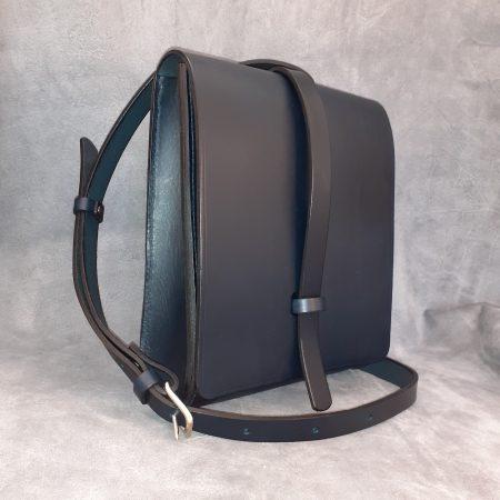 Navy Blue Small Book Bag