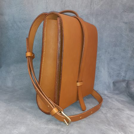 Light Tan Small Book Bag